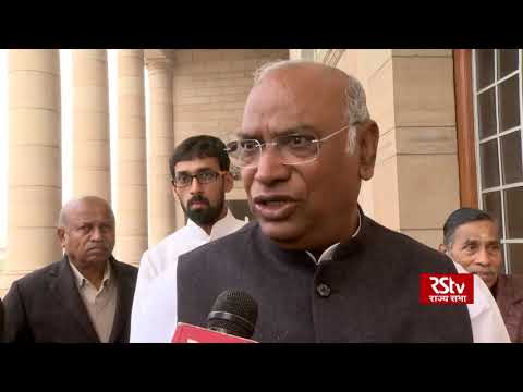 This is an election manifesto instead of budget: Mallikarjun Kharge