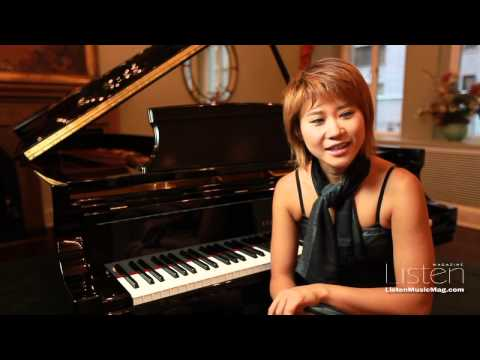 LISTEN Magazine Yuja Wang Interview (full version)