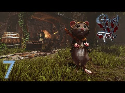 Ghost of a Tale - Action Adventure Mouse Game - E07