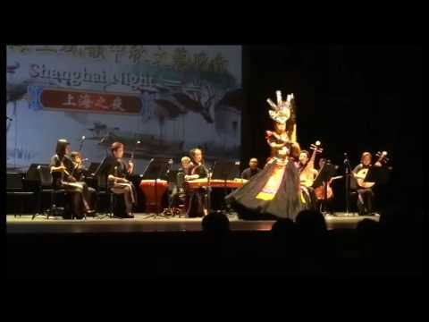 Shanghai Night 25, September 2016 concert at California State University, Los Angeles.