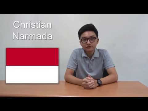 NCKU International Bacherlor Degree on Energy-Interview-Christian Namada