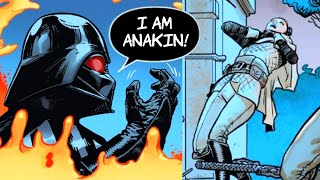 Sabé Finally Discovers that Darth Vader is Anakin Skywalker(Canon) - Star Wars Comics Explained