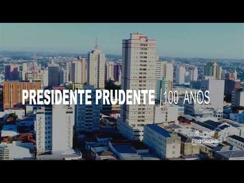 Presidente Prudente  100 Anos PRO DRONE