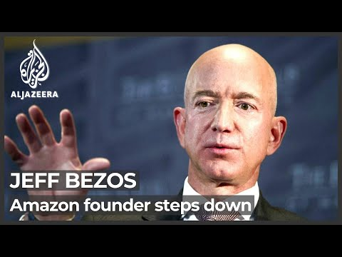 Jeff Bezos steps down: Amazon founder leaves CEO role after 27 years