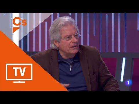 """Javier Nart. Intervenciones en """"Ara i Aquí·"""" de TVE Cataluña"""