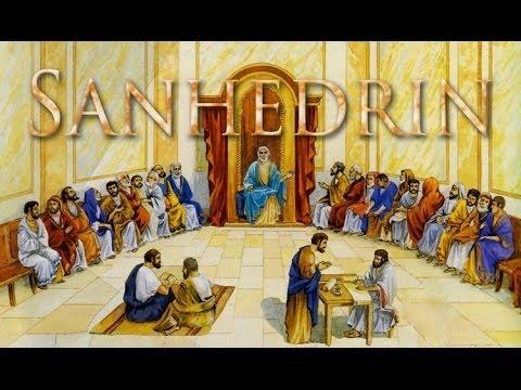 Image result for Sanhedrin,