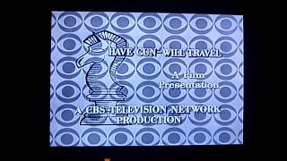 CBS Productions/Paramount Domestic Television (1960/1995)