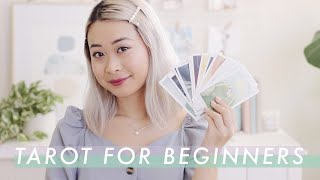 Tarot for Beginners: How I Use Tarot Cards for Self Discovery & Guidance
