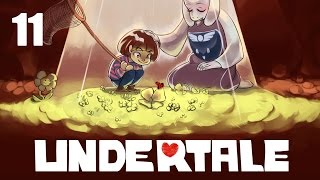 UNDERTALE Pacifist Run NORMAL END