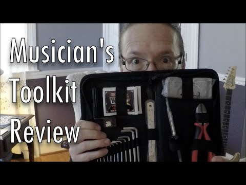 Review: Ernie Ball Musician's Toolkit