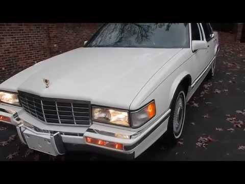 1992 Cadillac Sedan Deville for sale Old Town Automobile in Maryland
