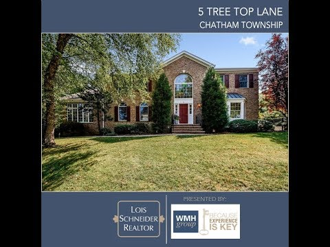 Welcome to 5 Tree Top Lane In Chatham Township