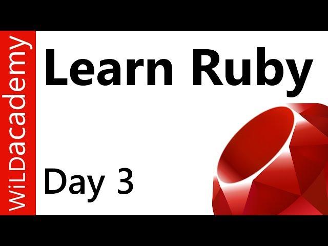 Ruby Programming - 3 - if - else - elsif