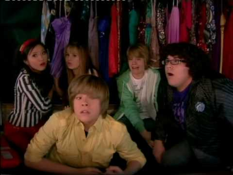 Disney Channel Zack Cody An Bord Verschollen Youtube
