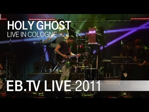 Holy Ghost live in Cologne (2011)