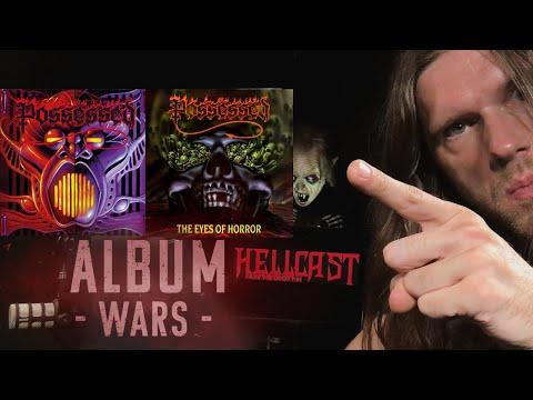 ALBUM WARS: POSSESSED Eyes of Horror vs Beyond The Gates