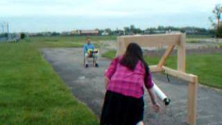 Water Balloon Catapult Project