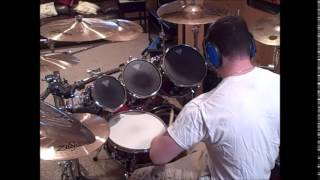 The Kids Are Back-Twisted Sister Drum Cover