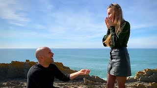 I PROPOSED to my GIRLFRIEND!