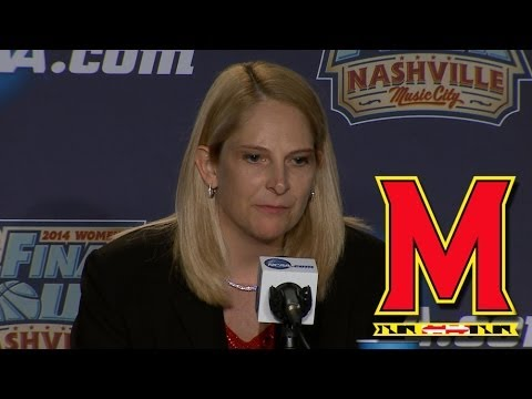 Maryland Talks Loss vs Notre Dame In Final Four | 2014 NCAA Tournament