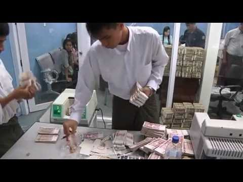 Myanmar's currency reforms