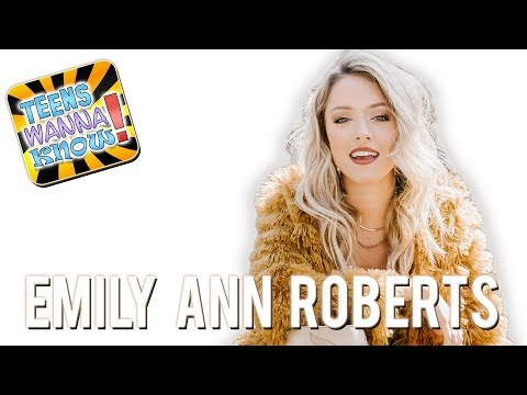"""Emily Ann Roberts Interview - """"Someday Dream"""" Meaning Explained!"""