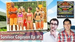 Survivor Cagayan Episode 2 Recap: Survivor Know-It-Alls Review