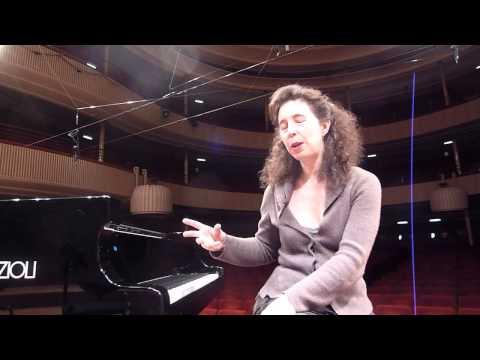 Angela Hewitt suona Bach con l'Orchestra Rai