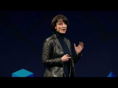 F8 - Building 8 (Mind Reading Technology) - Regina Dugan