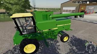 FS 19: FS19 John Deere 8820 Turbo v 1 0 John Deere Mod für