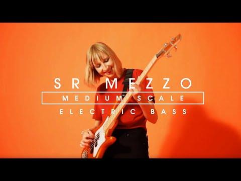 Ibanez SR MEZZO Electric Bass