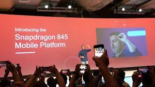 Ra mắt Snapdragon 845, hãng nào dùng đầu tiên?