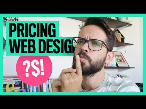 How To Price Web Design