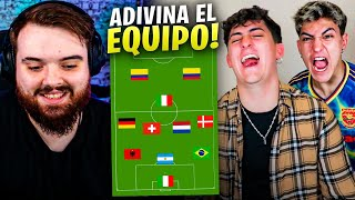 ¡IBAI LLANOS vs LOS BUYER! ADIVINA el CLUB de FÚTBOL *imposible SUPERARNOS*