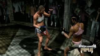 Trailer - SUPREMACY MMA Michelle Gutierrez Video for PS3 and Xbox 360