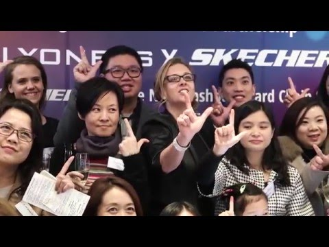 Lyoness X Skechers - The No.1 Cashback Card Chain Store in Asia Pacific