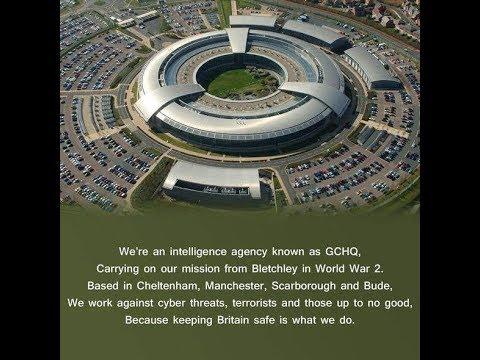 GCHQ & NSA exposed - JTRIG