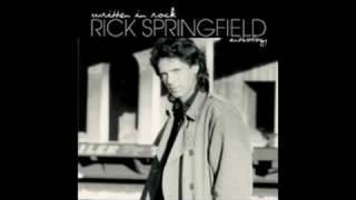 Kristina-Rick Springfield