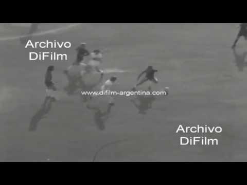 DiFilm - Platense vs Newell's Old Boys - Segundo Tiempo Metropolitano 1977