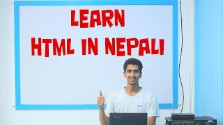 HTML Complete Tutorial In Nepali thumbnail