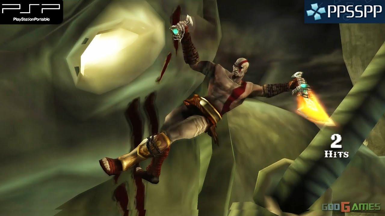 God Of War : Ghost Of Sparta PSP Free Download