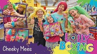 Lollyboxing 7 - Cheeki Mees žvatlalové
