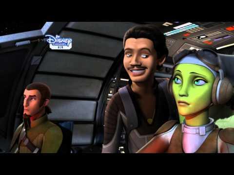 youtube filmek - Star Wars Lázadók. 11. rész előzetes - Csak a Disney Csatornán!