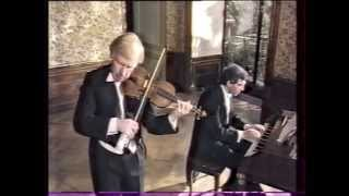 "Wolfgang Amadeus Mozart: ""Violin Sonata in G major"" K. 379"
