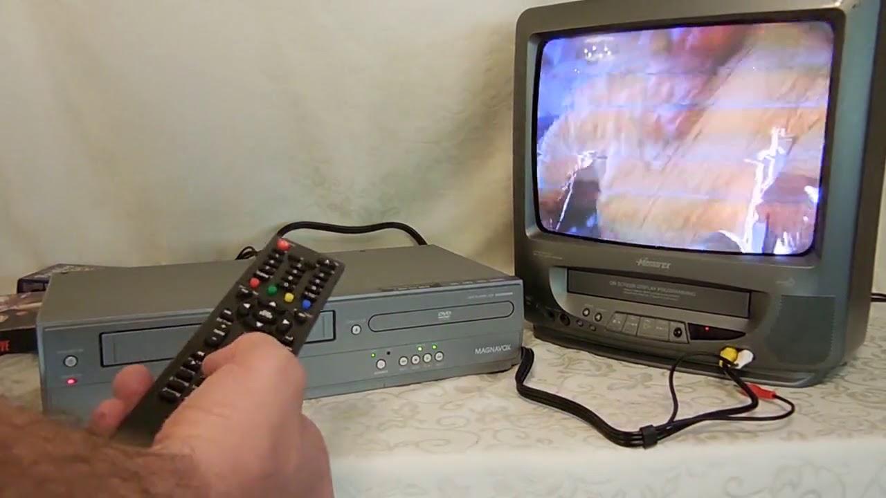 Magnavox DV200MW8 DVD VCR combo
