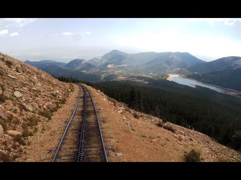 Pikes Peak – Driver's Eye View – Part 2 – The Descent