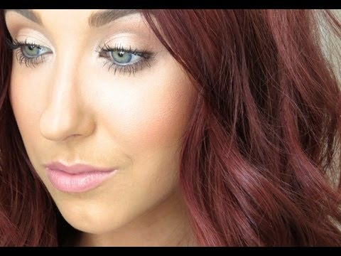 Easy Summer Makeup Tutorial ♡   Jaclyn Hill thumbnail