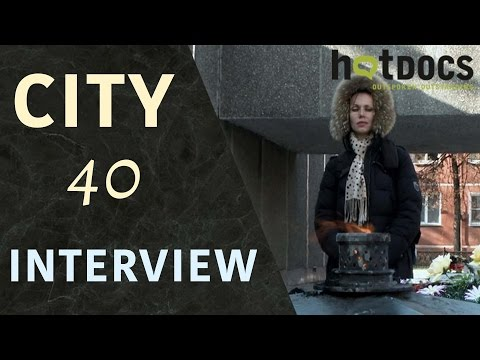 CITY 40 Interview | Life in a Closed, Radioactive City