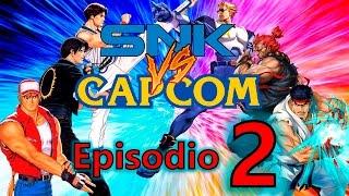 La Batalla entre SNK y CAPCOM - Documental - Nº 2: Comienza la Batalla - (English subtitles)