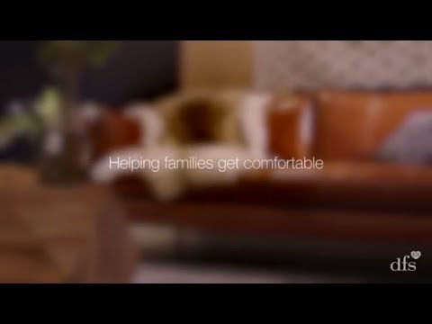 DFS | Match Made | Helping families get comfortable on a new sofa